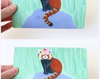 Red Panda Lenticular