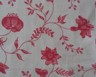 Rouenneries by French General for Moda Fabrics -- #13528 -- 100% Cotton -- 3/4 Yard Piece