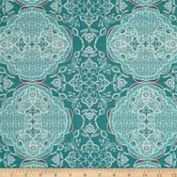 Art Gallery Fabrics Bari J Lacis Blueberry BTY