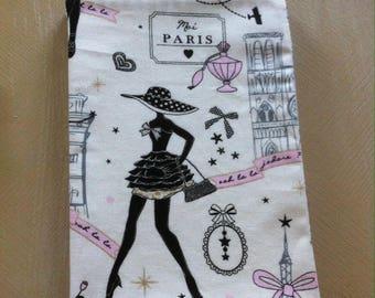 Mademoiselle Paris notebook