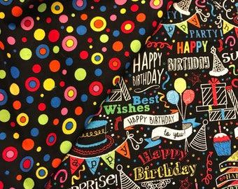 Made to order birthday bandana