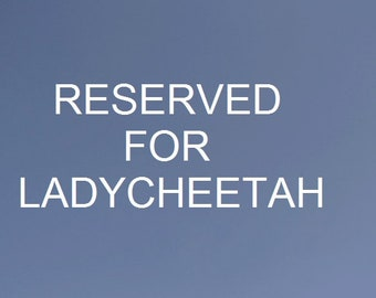 RESERVED for Ladycheetah!  monster doll dress, Monster doll clothes, dress for mh, handmade.