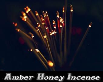 Amber Honey Incense 100 Sticks