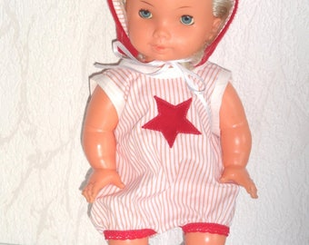 36 cm baby doll outfit