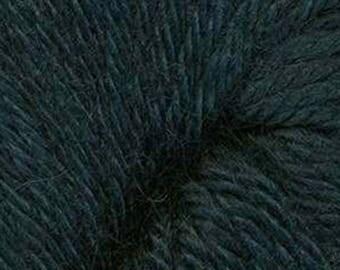 Juniper Moon HERRIOT DK Baby Alpaca 4-Ply Yarn +Free Patterns 17.99+.99ea to Ship - Artistic Stone #1023 Dark Teal - 219yds 100g. MSRP 19.99