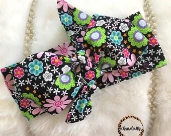 VINTAGE FLORAL Headwrap, Baby Head Wrap,  Fabric Head Wrap, Newborn Head Wraps, Toddler Headwraps, floral baby headwrap,  baby headband