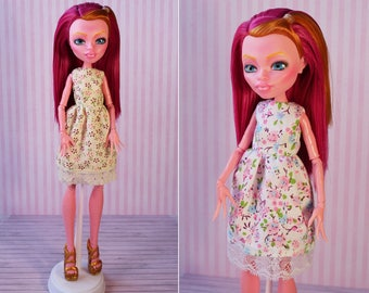 8 COLORS! Clothes/Outfit/Dress for Monster High dolls