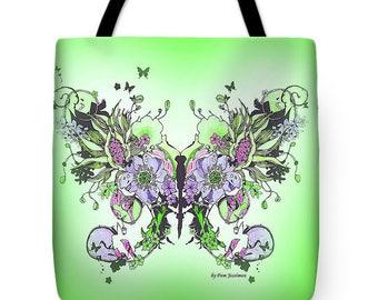 Butterfly Tot Bags
