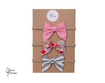 Spring Sailor Bow Collection