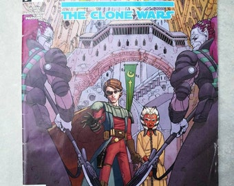Star Wars: The Clone Wars Issue 3