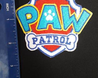 Paw patrol patch