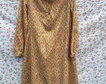 Vintage 80s dress by Laura Ashley