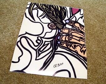 """Natasha"" Art Print [open edition, 11x14""/ 16x20""]"