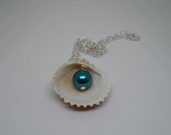 Necklace shell + Pearl