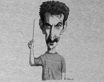 Frank Zappa Modern Composer Shirt