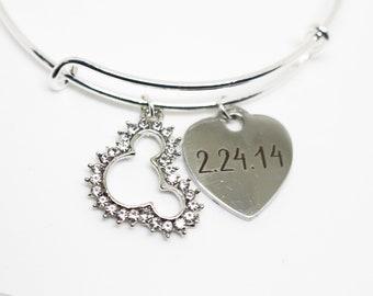 Disney Bracelet - Custom Jewelry - Personalized