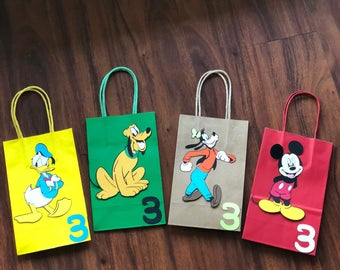 Mickey and Friends Theme/GoodyBags/Setof 12