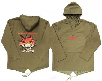Tour Fishtail Parka Jacket