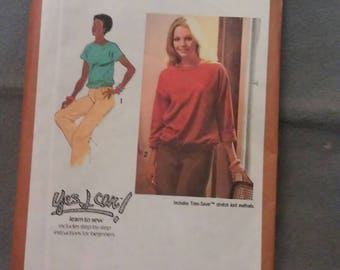 Simplicity Pattern No 8742 Size 12 Miss