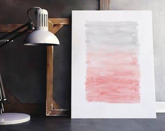 Brush Strokes | Pink Brushstrokes, Brushstrokes Art, Painted Strokes, Stroke Painting, Pink Brush Strokes, Abstract Strokes, Paint Brush Art