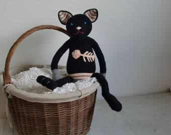 Sheet of Baguera du chat Noir