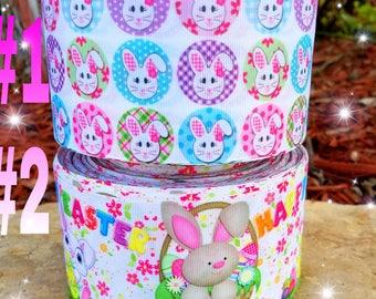 Easter ribbon, Easter bunny,  bunny ribbon,  Easter,  ribbon, crafts