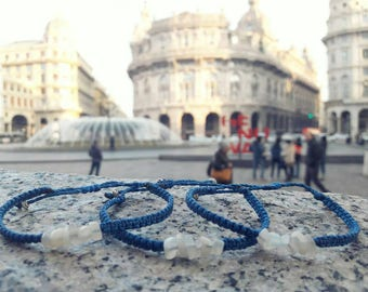 Moon Stones Bracelet