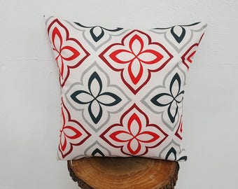 Flower Art Pillow Cover Fits All Home Styles