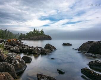 Along the North Shore