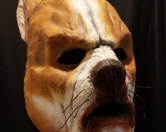 Latex Pitt Bull mask