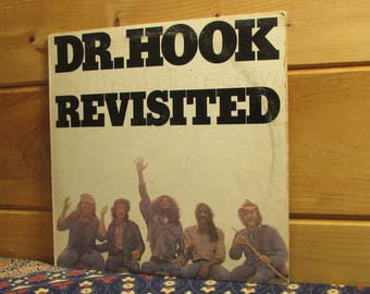 Dr. Hook And The Medicine Show - Revisited - 33 1/3 Vinyl Record