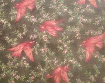 Flannel Fabric Maywood Studio 1 Yard