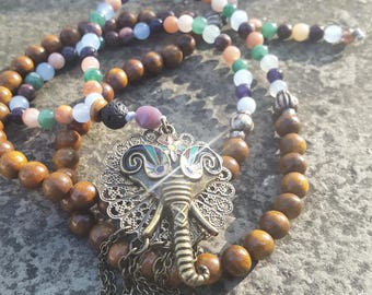 Ganesh Mala Necklace