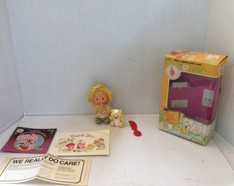 Vintage butter cookie doll