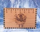 Cherry Loaded Yarn Box