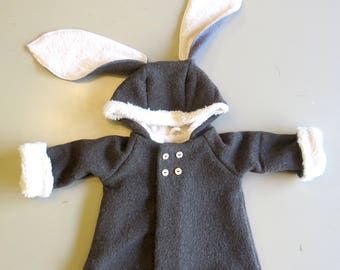 rabbit jacket