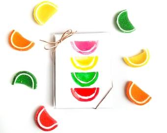 Passover Jellies Card Set