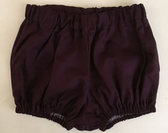 SALE bloomers | plum