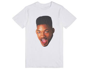 fresh Prince Will Smith T- Shirt ( Unisex For You )Size xs,s,m,l,xl,xxl