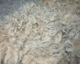 Mule raw fleece 2.5 kg/5.51lb