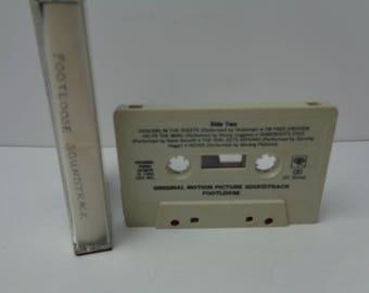 Footloose Soundtrack Cassette