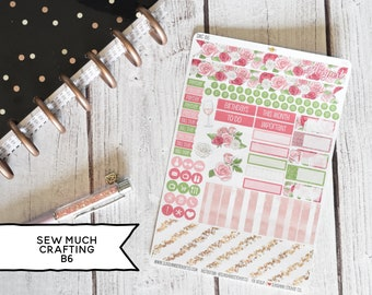 Sew Much Crafting B6 Size Monthly Kit | You pick the month! 196L