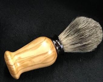 Olivewood - Soap Brush