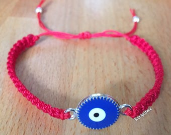 EE01 - Evil Eye Bracelet - made to order