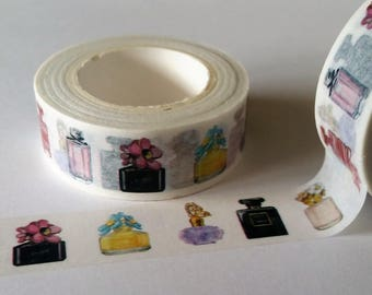 Perfume Bottle Washi Tape