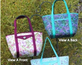Bag Lady's Delight Bag Pattern KQD-113