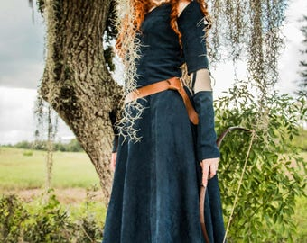 Merida Dunbroch Cosplay Prints