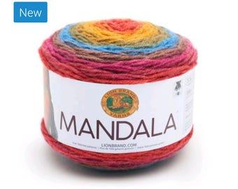 Mandala Yarn - Lion Brand - Chimera