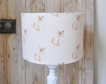 Foxy lampshade