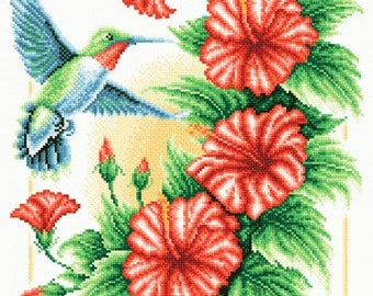 Counted Cross Stitch Kit Nectar PT-0162
